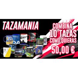 COMBO 10 TAZAS