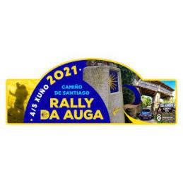 Placa adhesivo Rally Da...