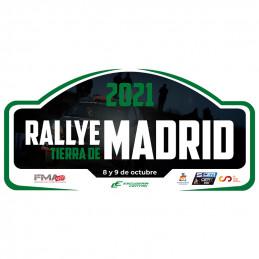 Placa Rallye Tierra de...