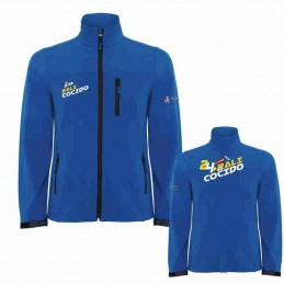 Chaqueta  soft shell Rali do Cocido 2019