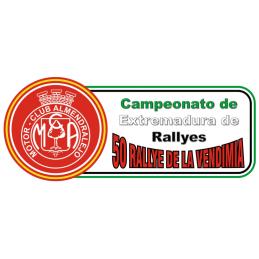 Placa 50º Rallye de la...