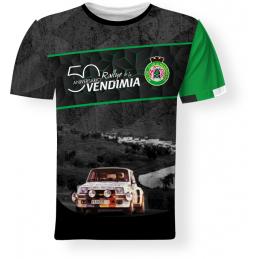 Camiseta Rallye de la...