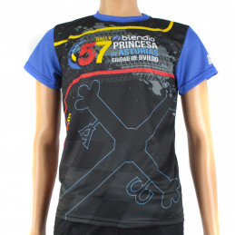 Camiseta Rally Princesa de...